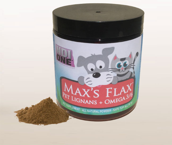 MAX'S FLAX PET LIGNANS™ (1 Month Supply - 2nd Cut) $19.99